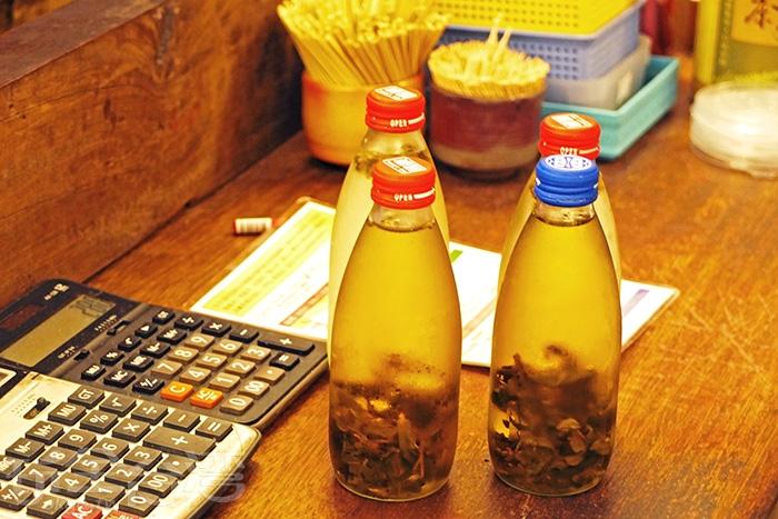 這一次點了總匯麻糬,紅豆、花生、芝麻粉、花生粉口味各一顆/玩全台灣旅遊網特約記者阿辰攝