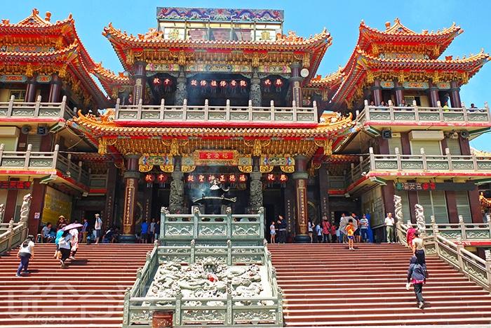 每回到車城總有個地方要去,那就是當地信仰中心「車城福安宮」/玩全台灣旅遊網特約記者阿辰攝