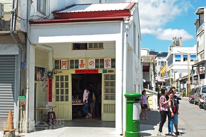 這一棟50年歷史老宅已經成為恆春鎮最為著名的旅遊景點之一/玩全台灣旅遊網特約記者阿辰攝