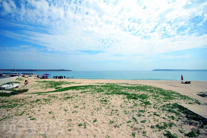 嵵裡沙灘/照片提供_玩全台灣旅遊網