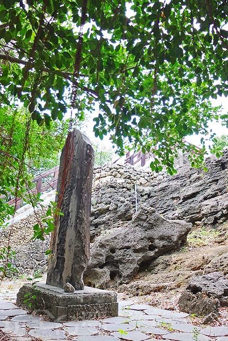 來到恆春古城,別忘了挪出一丁點時間來感受純樸的自然公園/玩全台灣旅遊網特約記者阿辰攝