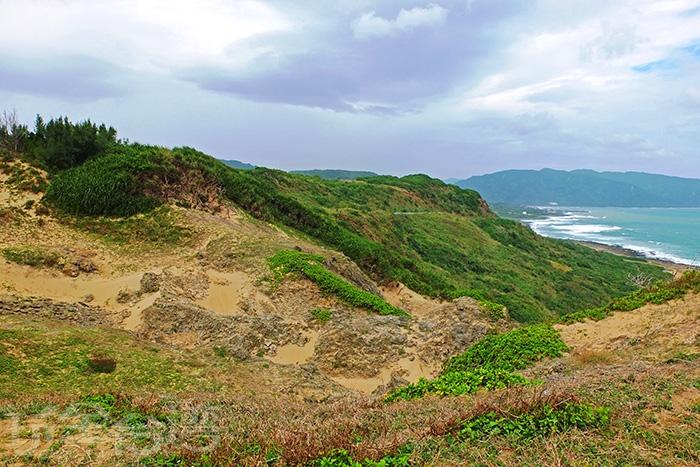 特殊的景色是只有這裡才看得到的唷!/玩全台灣旅遊網特約記者阿辰攝