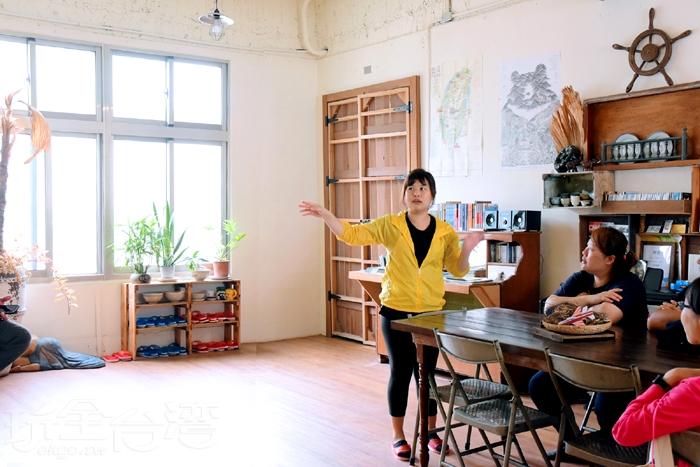 返鄉青年回到家鄉創業-王英婷/玩全台灣旅遊網特約記者小玉兒攝