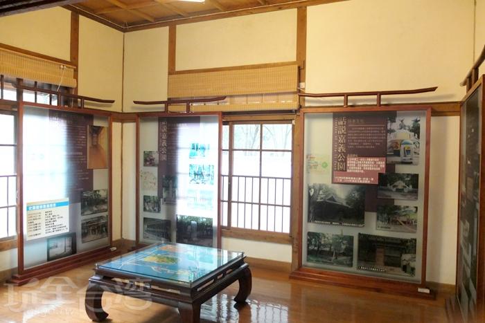 史蹟館內部/玩全台灣旅遊網特約記者阿辰攝