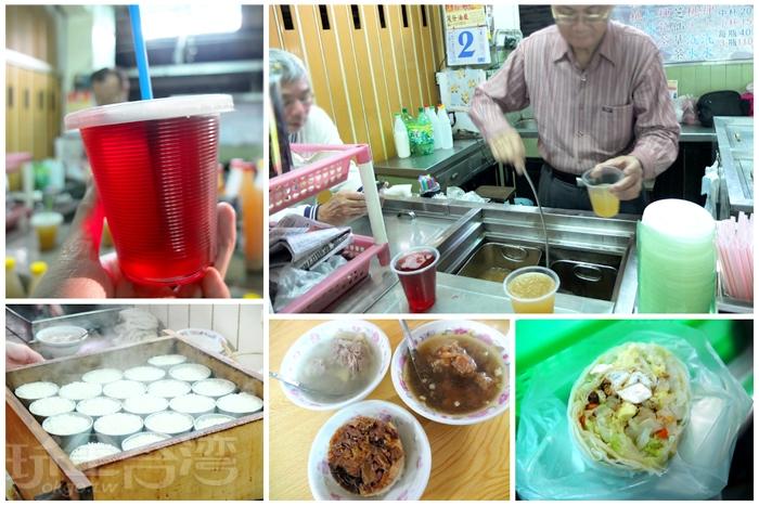 東市場美食/玩全台灣旅遊網特約記者阿辰攝