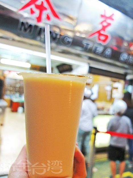 鮮奶茶口味/玩全台灣旅遊網特約記者阿辰攝