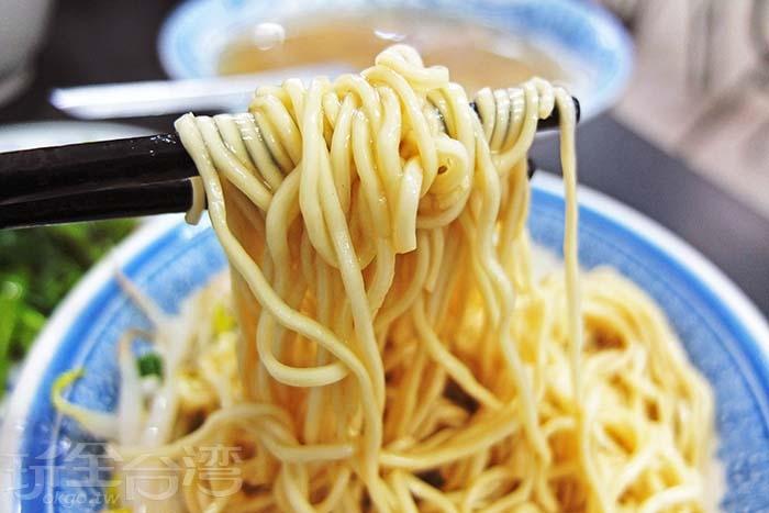 豬油拌麵/玩全台灣旅遊網特約記者阿辰攝