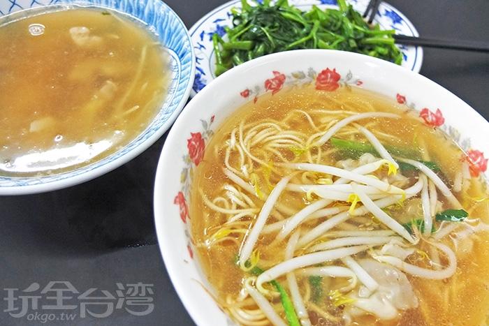 每樣小吃都是最傳統的滋味/玩全台灣旅遊網特約記者阿辰攝