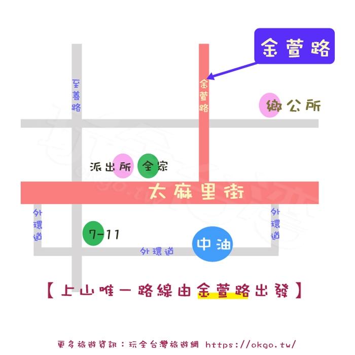 地圖:玩全台灣旅遊網