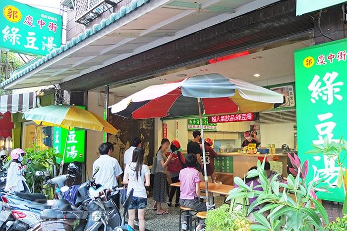 即使是平日也吸引著大批的客人/玩全台灣旅遊網特約記者阿辰攝