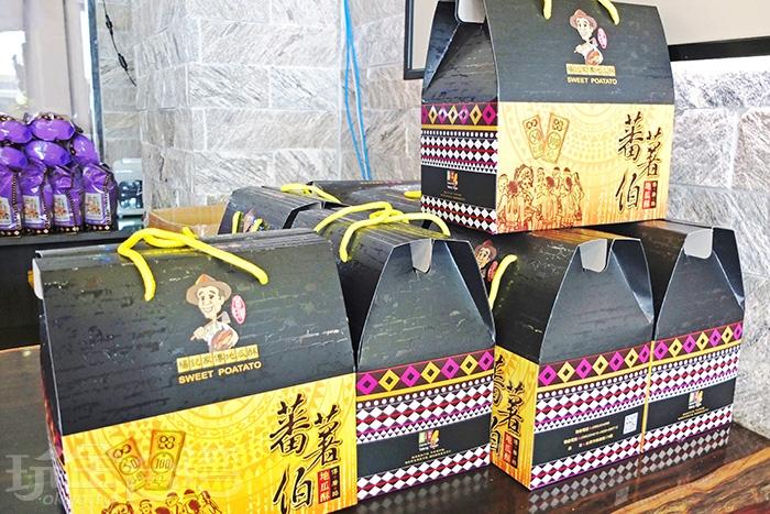 一盒一盒的精裝版,送禮非常得體呢!/玩全台灣旅遊網特約記者阿辰攝