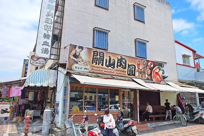 這間在關山鎮開了50多年的「關山肉圓」一定不能錯過!/玩全台灣旅遊網特約記者阿辰攝