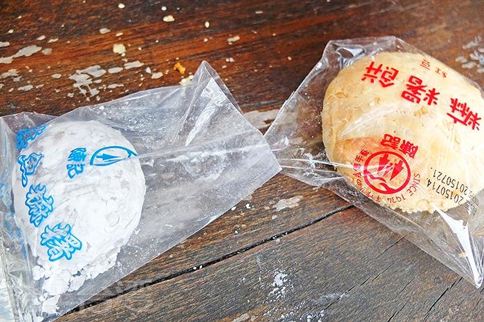 麻糬軟綿,口感超好很Q不黏牙/玩全台灣旅遊網特約記者阿辰攝