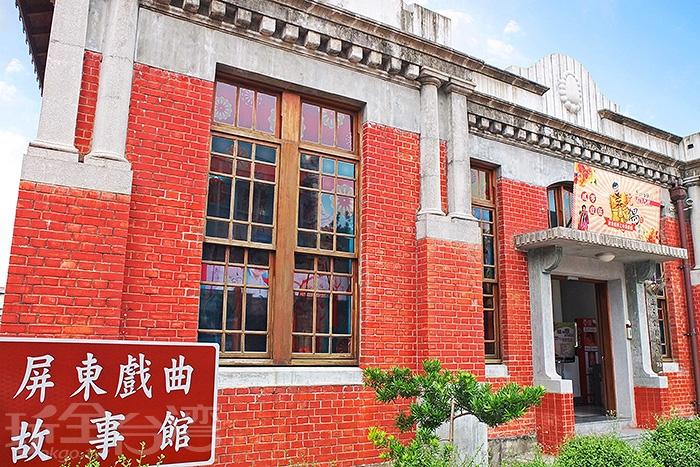 來到潮州不能不知道這裡可是孕育歌仔戲、布袋戲與皮影戲等三大傳統戲曲的重鎮/玩全台灣旅遊網特約記者阿辰攝