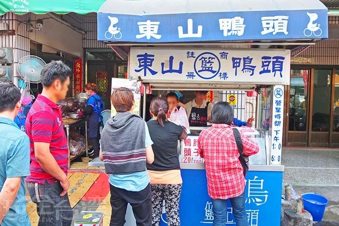 營業時間只有短短五個小時,假日更是常常提早賣完。/玩全台灣旅遊網特約記者阿辰攝