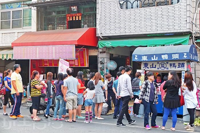 每到假日下午,絕對會有一群人龍可看。/玩全台灣旅遊網特約記者阿辰攝