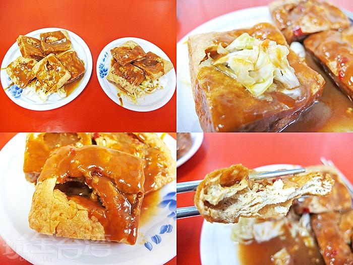 口感酥脆可口,濕潤入味/玩全台灣旅遊網特約記者阿辰攝
