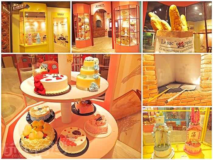 館內最吸睛的部分就是品牌故事區和主題館囉!/玩全台灣旅遊網特約記者阿辰攝
