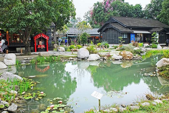 園區內景色優美,環境維護十分用心,外拍控一定會在這裡拍到超滿足!/玩全台灣旅遊網特約記者阿辰攝