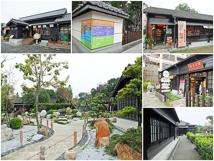 就算來過N便都不會膩的嘉義景點「檜意森活村」,適合情侶或親子同遊。/玩全台灣旅遊網特約記者阿辰攝