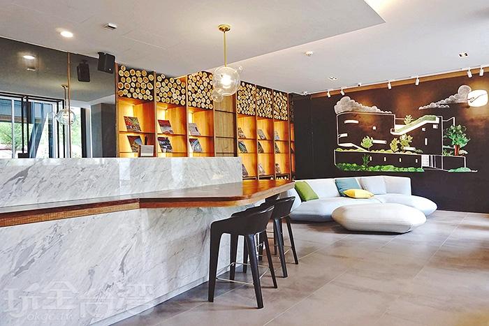 大埔美也有水龍院咖啡/玩全台灣旅遊網特約記者小玉兒攝