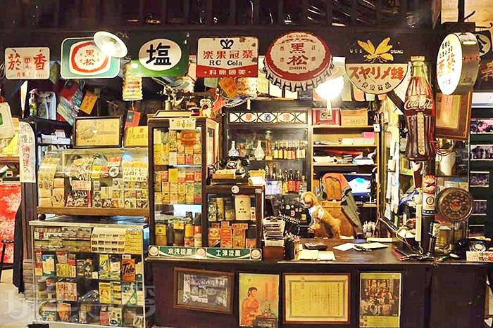 內灣戲院內相當有懷舊風情。/玩全台灣旅遊網特約記者隱月攝