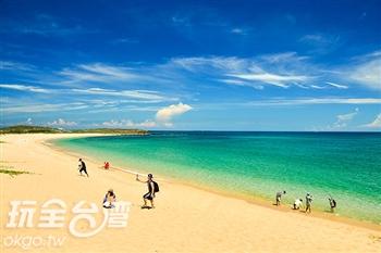 綠蠵龜的故鄉!享受碧海藍天的美妙景色