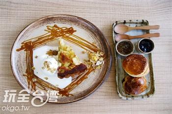 手作陶器╳獨家輕食,激盪中西合併的絕佳滋味