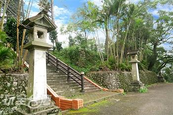 尋幽訪古~一訪隱身校園內的日本神社