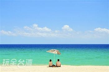 戲水玩沙吧!一口氣玩遍所有菊島沙灘