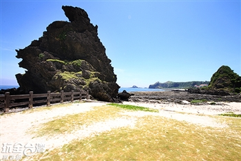 走訪綠島10大奇岩怪石(PartⅡ)