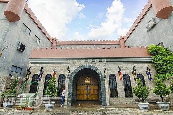 【彰化觀光工廠特輯】台灣優格餅乾學院,進入魔法城堡品嘗一口餅乾文化