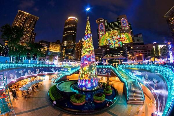 ~Jingle Bells~ 2016新北市歡樂耶誕開城囉!