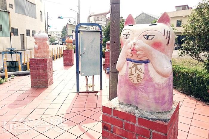 彰化貓村在哪裡?!一起去找貓主子玩耍去!