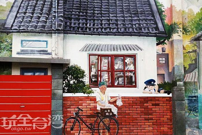 超懷舊無料光陰的故事景點,新竹這個地方你知道嗎?
