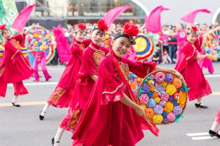 【台中】每年精彩萬分的國際踩舞祭要登場囉!!趕快來看看要去哪裡欣賞這熱情奔放的踩舞表演吧!!