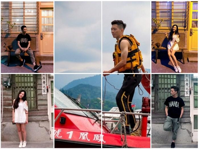 【台南一日遊】跟著消防猛男台南輕旅行!帶你在文青景點邊逛邊拍留下精彩美照!