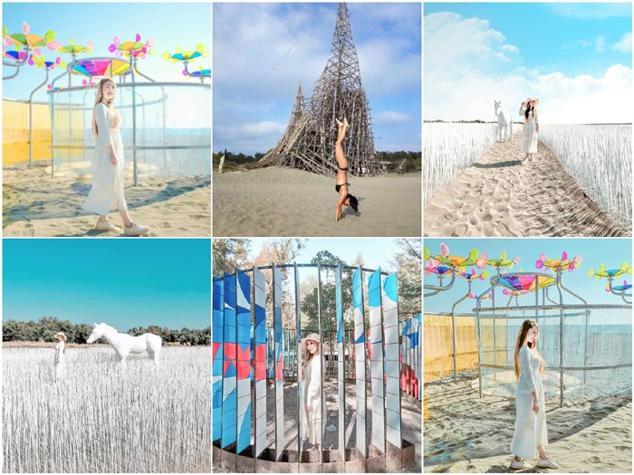 【2019漁光島藝術節】超夢幻的海島新樂園,快來這「離島」浪漫一下!!