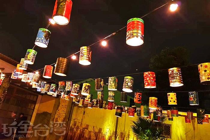 【親子旅行】【花現鼠光】超復古的傳統燈籠,你小時候一定有做過!!