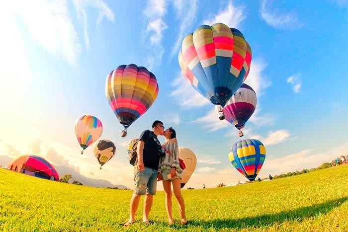 什麼~今年的台東熱氣球你還沒追!!好險我們整理好了呢!快點來瞧瞧有多美吧!