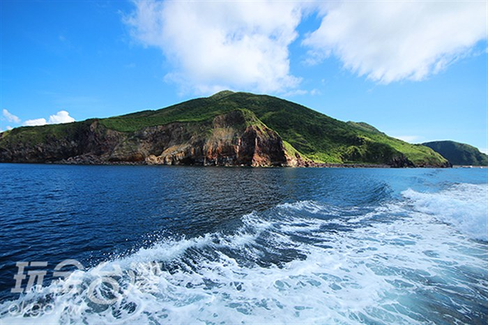 【即間限定】只能在限定時間登島的龜山島來囉!你~準備好一起登島了嗎?