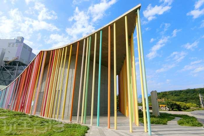 我想跟你去~夢幻的彩虹活動中心散步、運動、看飛機!
