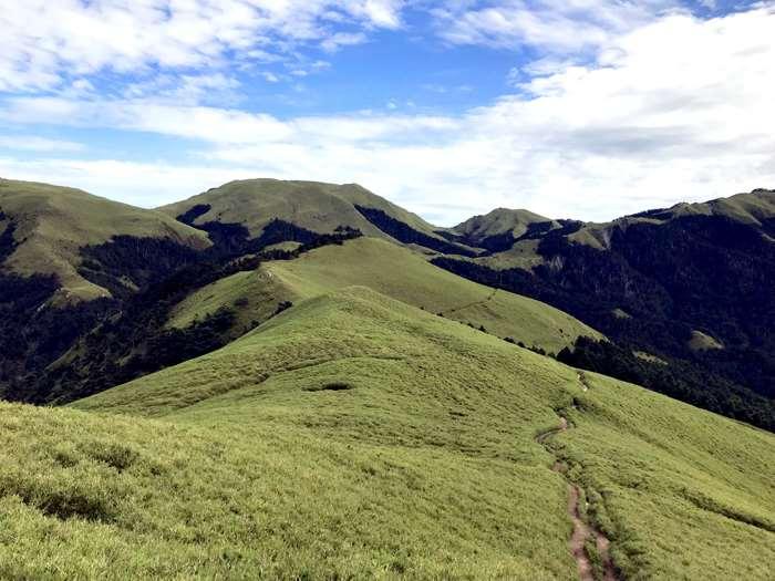 【美景分享】奇萊南華絕美風景!!登山練習生必訪百岳!