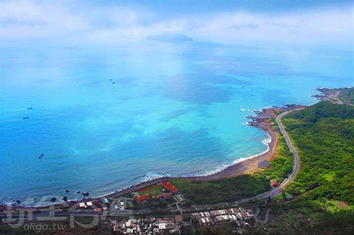 【帶你來宜蘭】遠眺百萬海景,還能看見龜山島內!!