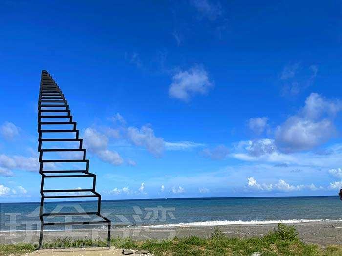 【帶你來台東】2021南迴藝術季,最特別最不容錯過的海邊藝術!!藍天大海我來囉~!