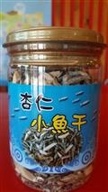 杏仁丁香魚
