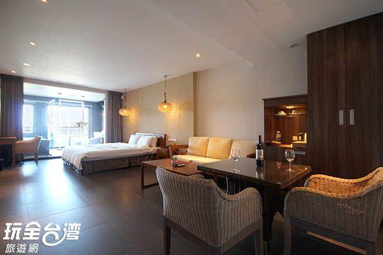 二人海景套房2F(room2)