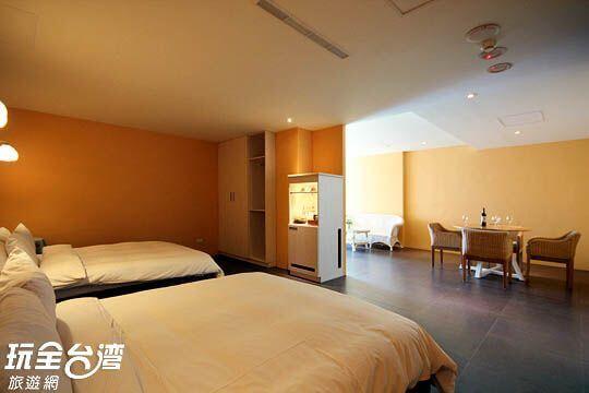 四人海景套房5F(room5)
