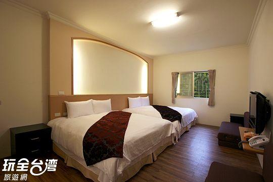 三樓溫暖和風四人房(307)