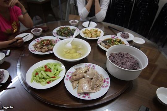 5人份行旅晚餐,6菜1湯。 相片來源:瑞里詹德仁茶園民宿